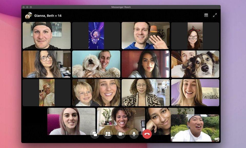 फेसबुक का मैसेंजर रूम्स फीचर अब WhatsApp पर भी...50 से ज्यादा लोगों का ग्रुप बनाकर कर सकते हैं वीडियो चैट