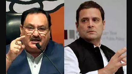 पीएम-केयर्स मामले में BJP अध्यक्ष नड्डा ने राहुल के 'कुटिल मंसूबों' पर साधा निशाना