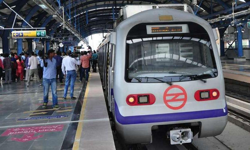 दिल्ली मेट्रो के कर्मचारियों पर पड़ी कोरोना संकट की मार, सभी की सैलरी में होगी कटौती..जानें विस्तार से...