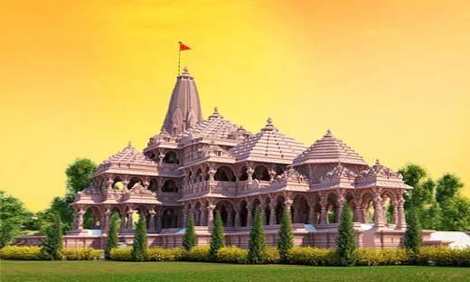 अयोध्या जल्द ही नया इतिहास रचने को तैयार, मन्दिर के लिए राजस्थान के भव्य पत्थर, देश के कई हिस्सों की मिट्टी...और भी बहुत कुछ...