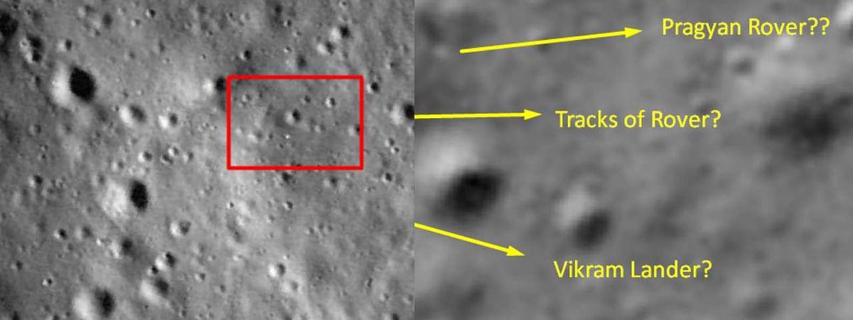 भारतीय वैज्ञानिक शनमुगा ने विक्रम लैंडर को चांद पर ढ़ूंढ़ा, तो क्या..! सही सलामत सतह पर लैंड हुआ था चंद्रयान?