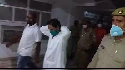 डॉ अयूब गिरफ्तार