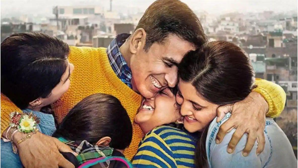 अक्षय ने राखी के दिन अपनी नई फिल्म 'रक्षा बंधन' की अनाउंस...'बस बहने देती हैं 100% रिटर्न'