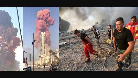 'परमाणु बम' जैसे धमाके से दहला लेबनान, 4 हजार से ज्यादा लोग घायल व 78 की मौत... देखें Photos