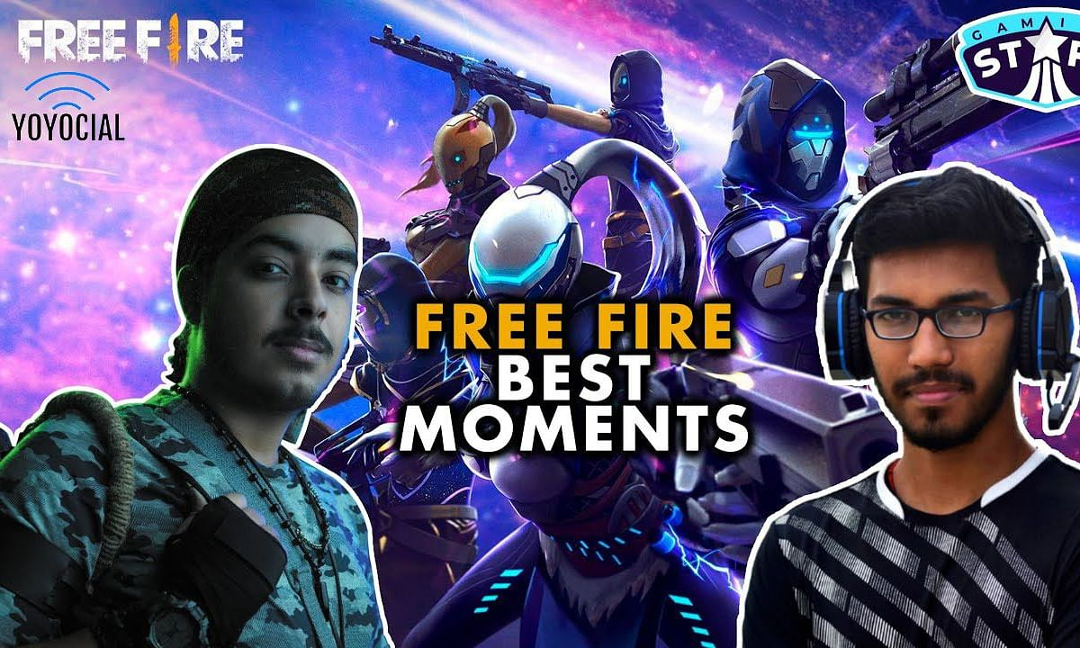 [Gaming Stars] Free Fire Live Highlights ft. @CASUAL GAMING @BerryisLive