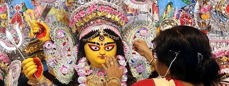 MP: कोरोना के प्रोटोकॉल का पालन करते हुए दुर्गा उत्सव मनाने की छूट..बनाए गए ये नियम