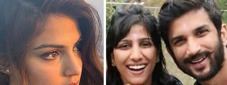 रिया चक्रवर्ती ने सुशांत की बहन और दिल्ली के डॉक्टर के खिलाफ की कंप्लेंट..बिना प्रिस्क्रिप्शन दवाईयां देने का आरोप
