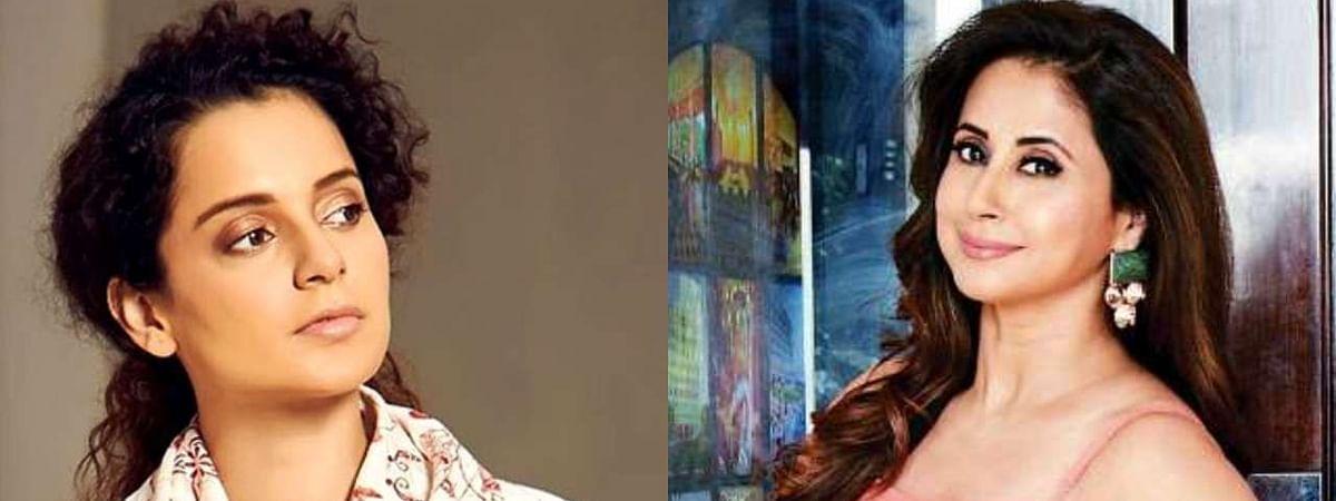 उर्मिला मातोंडकर को 'सॉफ्ट पॉर्न स्टार' कहने के बाद कंगना ने किया अपना बचाव, कहा, 'तब कहां थी फर्जी फेमिनिस्ट जब मुझे...'