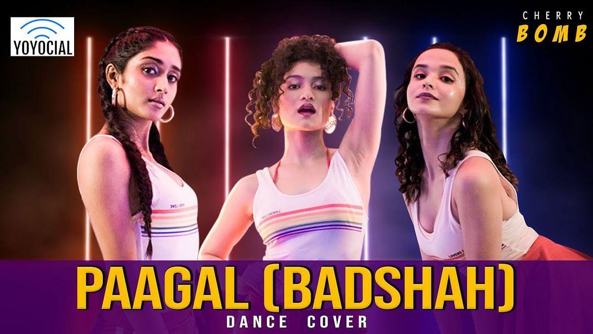 Bollywood Dance Choreography- Cherry Bomb - Paagal Badshah