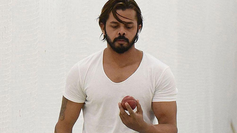 हताश होकर श्रीसंत ने कहा- मैं कहीं भी क्रिकेट खेलूंगा