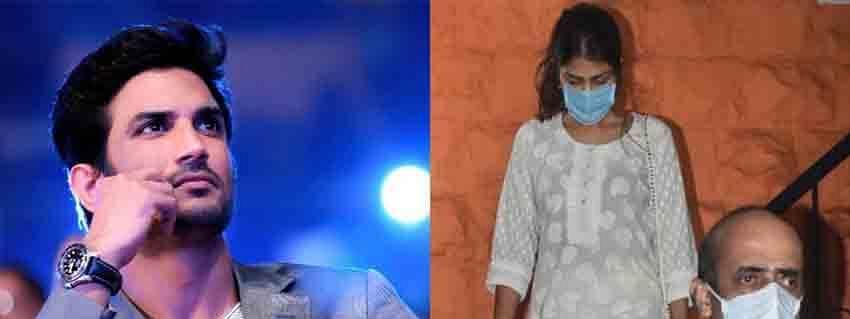 नार्को टीम ने सुशांत के हाउस मैनेजर से जुड़े ड्रग पेडलर को पकड़ा, रिया से भी जुड़े हैं तार
