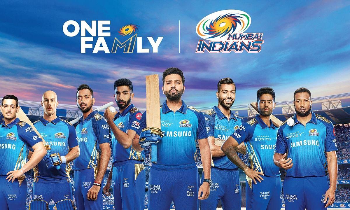 मुंबई इंडियंस ने IPL-13 के लिए जारी किया अपना थीम कैम्पेन