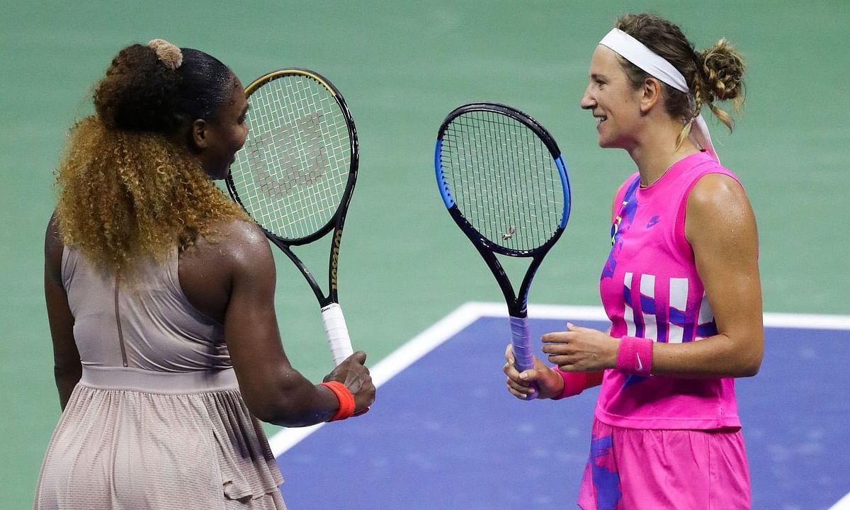 US Open: अजारेंका ने किया बड़ा उलटफेर, सेरेना को शिकस्त देकर बनाई फाइनल में जगह