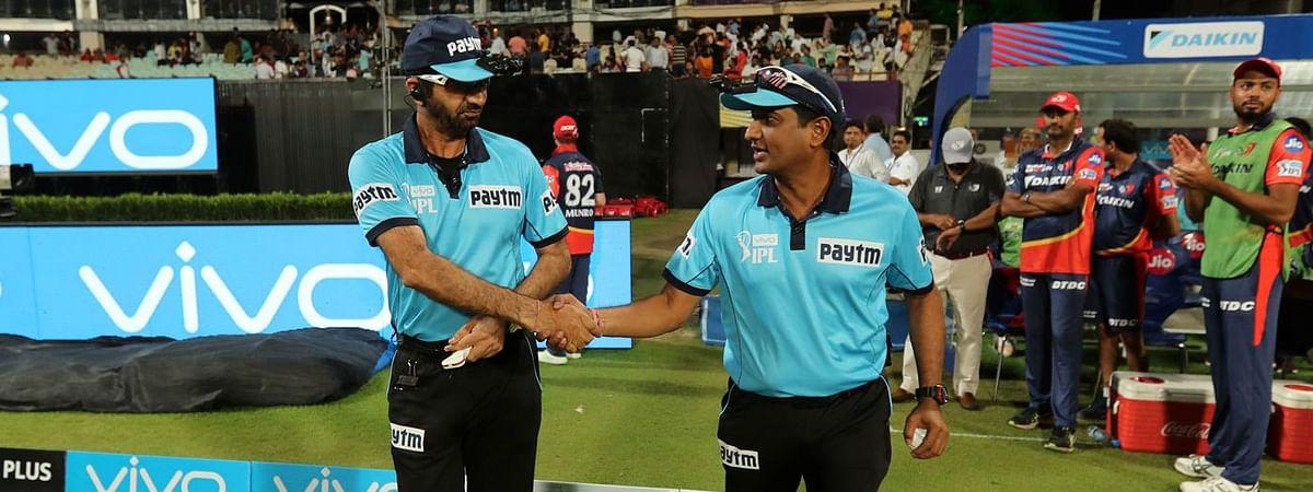 IPL के सभी अंपायरो, रैफरियों ने पास किया कोविड-19 टेस्ट