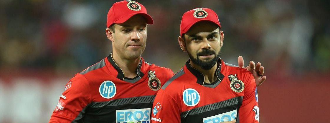 IPL 13: डिविलियर्स ने की विराट की तारीफ, कहा उनके जैसे कप्तान को फॉलो करना आसान