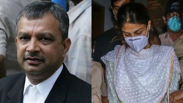 रिया के वकील बोले- 'अगर प्यार करना गुनाह है तो गिरफ्तारी के लिए तैयार'... सुशांत के लिए कही ये बात