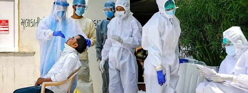 राहत: अधिक सैंपल की जांच के बावजूद तेलंगाना में कोरोना के दैनिक मामलों में गिरावट
