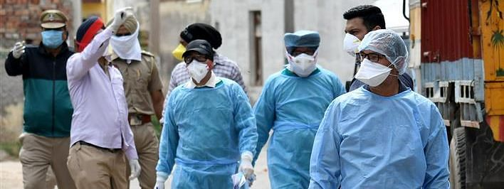 महाराष्ट्र में चरम पर कोरोना, 24 घंटे में 23,350 नए मामले, रिकवरी रेट भी घटकर 71.03 फीसदी