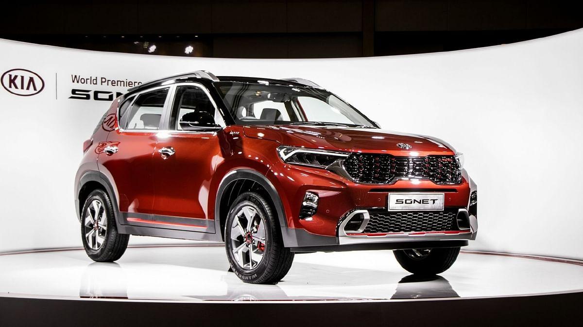 KIA Motors ने भारत में लॉन्च किया अपना कॉम्पैक्ट SUV-Sonet