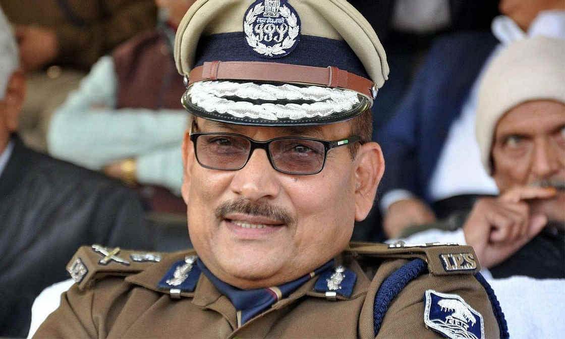 बिहार के डीजीपी गुप्तेश्वर पांडेय ने लिया रिटायरमेंट, लड़ सकते हैं चुनाव