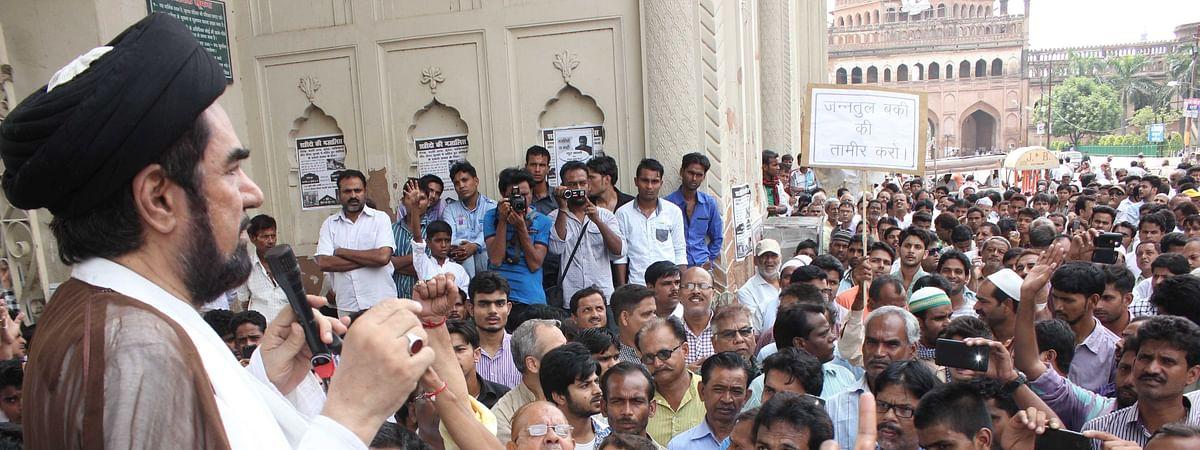 वसीम रिजवी ने वरशिप एक्ट खत्म करने की उठाई मांग, मोदी को लिखा पत्र