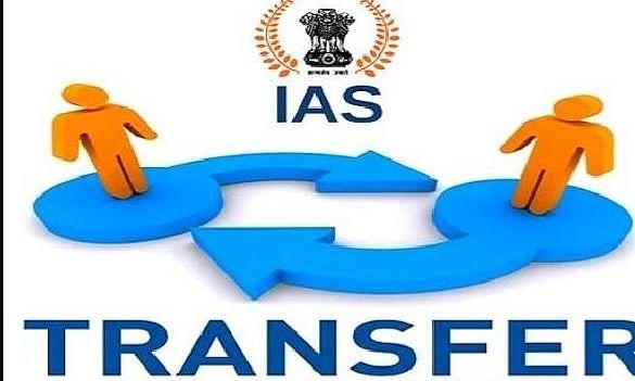 यूपी में तबादलों का सिलसिला जारी, फिर बदले गए 6 IAS अधिकारी