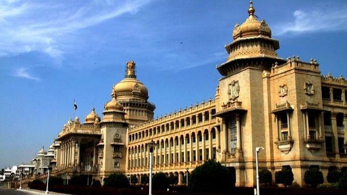 कोरोना महामारी के बीच कर्नाटक विधानमंडल का मानसून सत्र शुरू