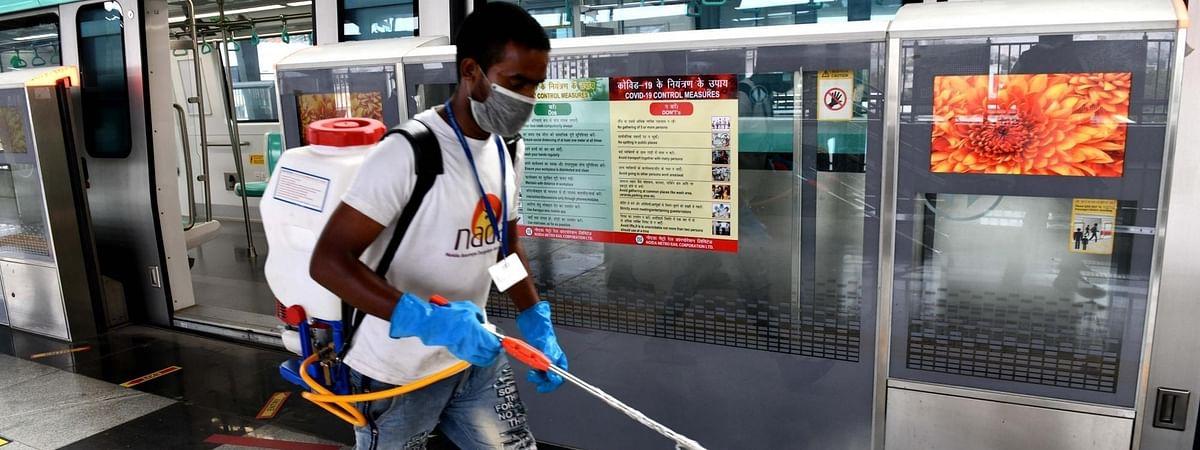 नोएडा: सुरक्षा उपायों के साथ शुरू होगी मेट्रो की सवारी