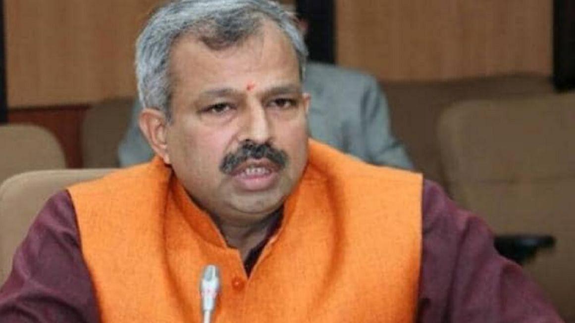 बीजेपी प्रदेश अध्यक्ष आदेश कुमार गुप्ता