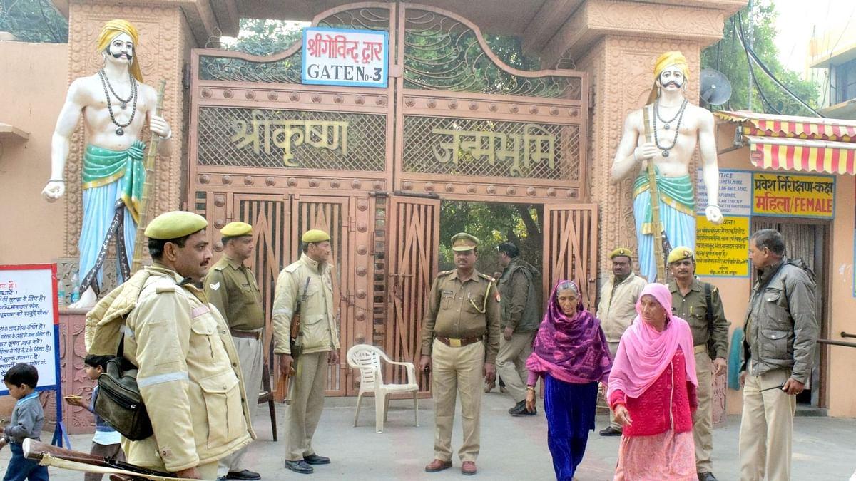 उत्तर प्रदेश: मथुरा में अब कृष्ण जन्मभूमि पर राजनीति शुरू