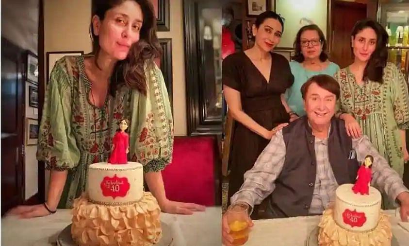 Birthday Special: बॉलीवुड की बेबो मना रही हैं अपना 40वां बर्थडे, करिश्मा सहित तमाम हस्तियों ने बनाया दिन को स्पेशल