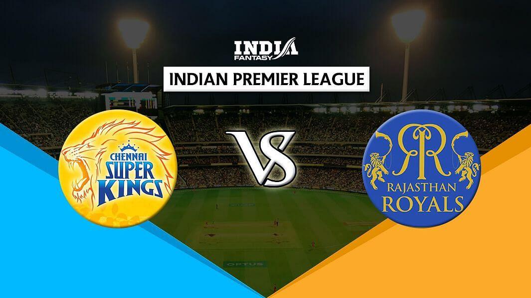 IPL-13: राजस्थान रॉयल्स को हराकर जीत का क्रम जारी रखना चाहेंगे चेन्नई सुपर किंग्स, अब से थोड़ी देर में शुरू होगा मैच