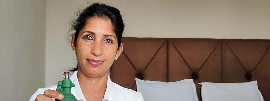 पीएम के संसदीय क्षेत्र में तैयार हुआ महिलाओं को मुसीबत से बचाने वाला हैंड ग्रेनेड, कीमत मामूली..