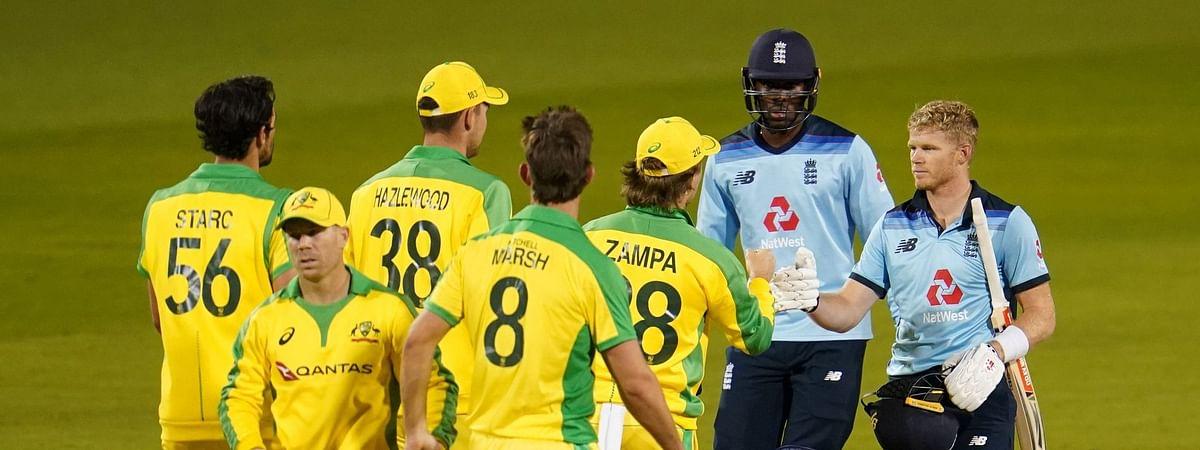 ENG vs Aus, 1st ODI: आस्ट्रेलिया ने इंग्लैंड को 19 रनों से हराया, सैम बिलिंग्स की शतकीय पारी हुई बेकार