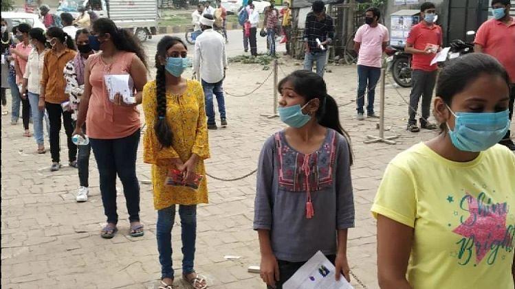 गोरखपुर : NEET की परीक्षा में शामिल होंगे 18 हजार छात्र, एग्जाम को लेकर गाइडलाइन जारी