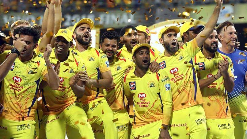 IPL 13: चौथी बार चैंपियन बनने का लक्ष्य लेकर उतरेगी चेन्नई सुपर किंग्स