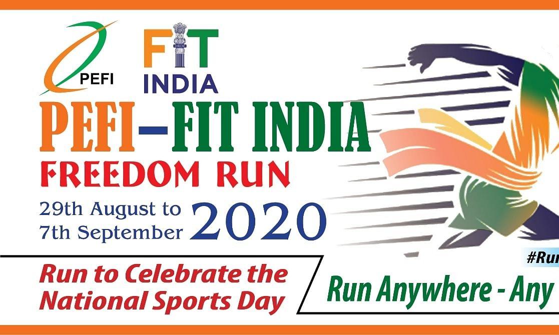 फिट इंडिया फ्रीडम रन: अब तक जुड़े 60,000 लोग