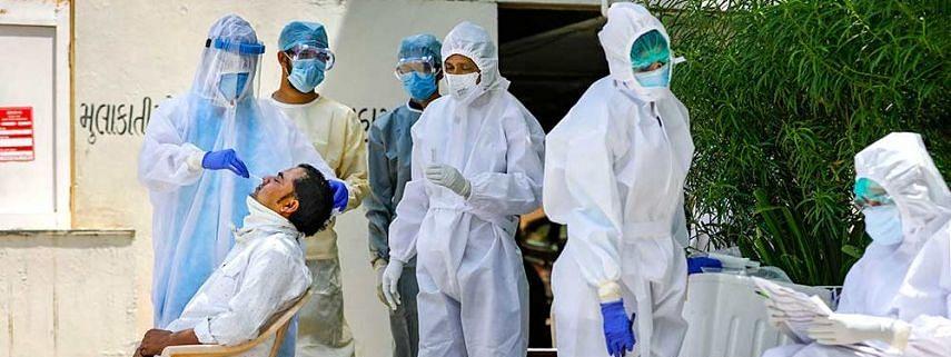 ICMR की रिपोर्ट में बड़ा खुलासा, 'मई के महीने में ही 64 लाख से ज्यादा लोग कोरोना की चपेट में आ चुके थे'