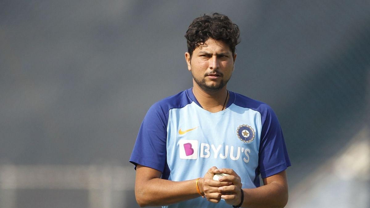 वनडे में हैट्रिक पर बोले कुलदीप, धोनी ने गेंद स्टंप पर रखने को कहा था