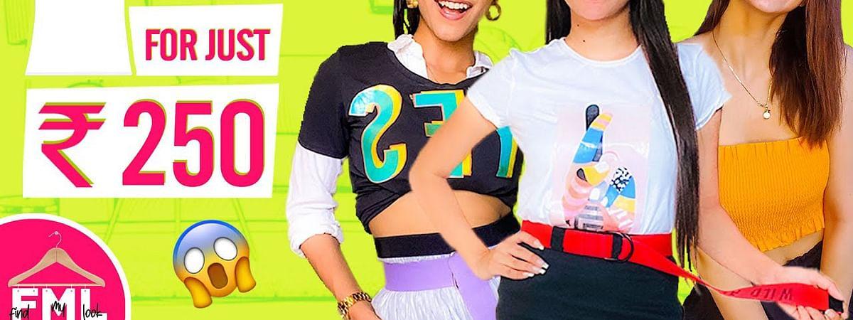 Budget Makeover Under 1000 | Rakhi Outfit Ideas 2020 ft. Santana Roach