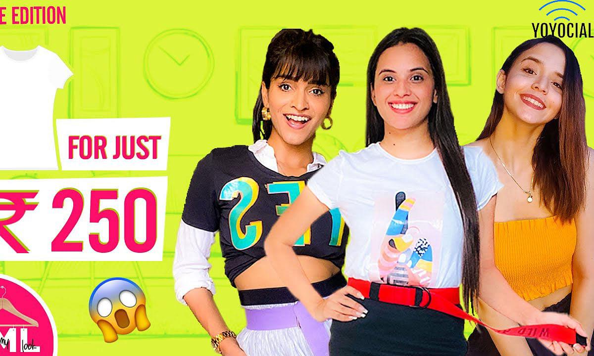 Budget Makeover Under 1000   Rakhi Outfit Ideas 2020 ft. Santana Roach