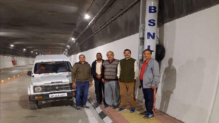 हिमाचल: 4G कनेक्टिविटी से लैस दुनिया की पहली अटल टनल रोहतांग का सफल ट्रायल, PM मोदी के दौरे पर होगी शुरुआत