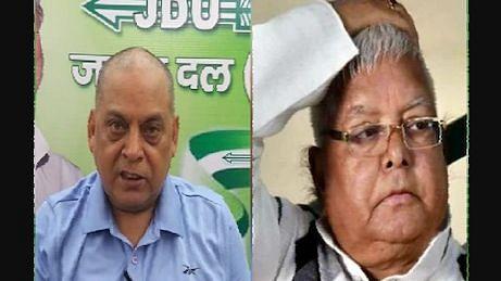लालू यादव के जेल से रघुवंश प्रसाद को पत्र लिखने पर नीतीश सरकार के मंत्री ने उठाए सवाल