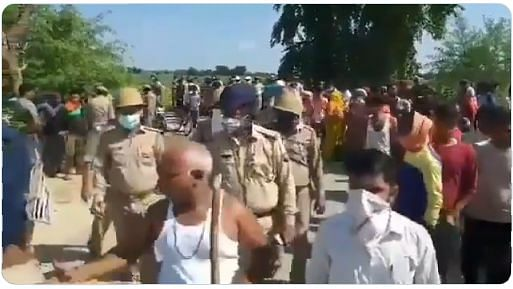 हरदोई: एक ही परिवार के 3 लोगों की निर्मम हत्या, मायावती ने सरकार को घेरा