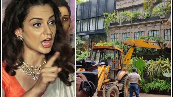 बुधवार को बॉम्बे हाईकोर्ट में होगी कंगना और BMC मामले की सुनवाई, अवैध निर्माण का कोई भी सबूत पेश नहीं कर पाई