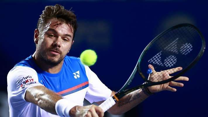 Italian Open: स्टेन वावरिंका पहले ही दौर में हारकर प्रतियोगिता से बाहर