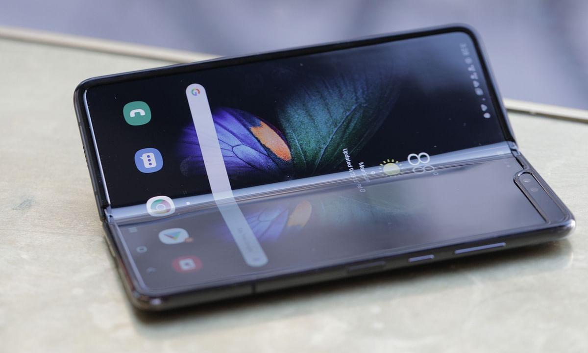 इस साल 8 लाख गैलेक्सी जेड फोल्ड 2 स्मार्टफोन बनाएगा सैमसंग