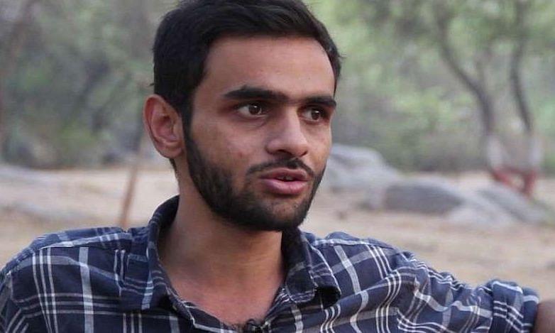 दिल्ली दंगा: उमर खालिद को 22 अक्टूबर तक न्यायिक हिरासत में भेजा गया