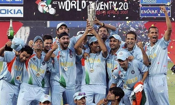 आज का दिन देश के लिए खास, 2007 में धोनी की कप्तानी में भारत ने जीता था पहला T-20 विश्व कप