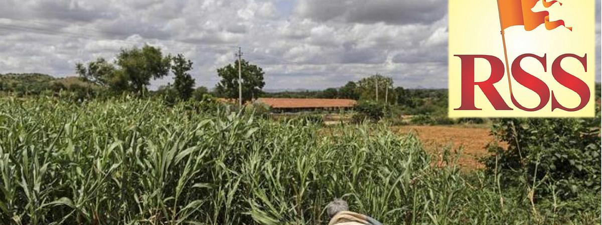 RSS के किसान संघ ने कहा - कृषि मंत्रालय में हावी हैं अफसर, नजरअंदाज किए गए 15 हजार सुझाव
